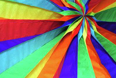 Photograph - Rainbow by Orbon Alija