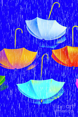 Royalty-Free and Rights-Managed Images - Rainy day parade by Jorgo Photography