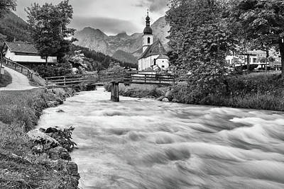 Photograph - Ramsau, Bavaria by Andreas Levi