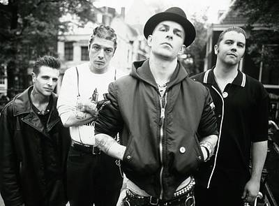 Photograph - Rancid In Holland by Martyn Goodacre