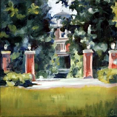 Painting - Randwood by Sarah Lynch
