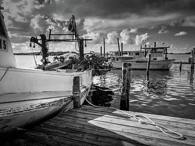Photograph - Ready To Go In Bw by Doug Camara