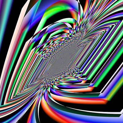Digital Art - Reapprents by Andrew Kotlinski