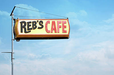 Reb's Cafe In Southern Arizona Original