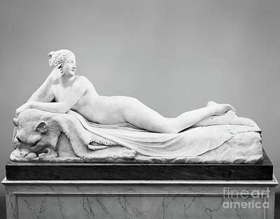 Sculpture - Reclining Naiad, 19th Century by Antonio Canova