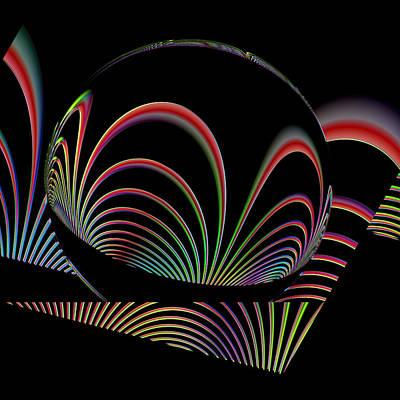 Digital Art - Recordines by Andrew Kotlinski