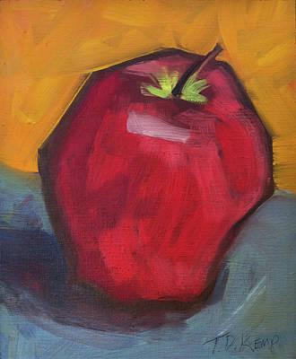 Red Apple 1 Original
