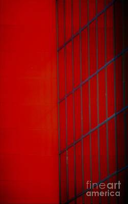 Photograph - Red by Merle Grenz