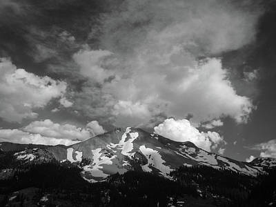 Photograph - Red Mountain by TM Schultze