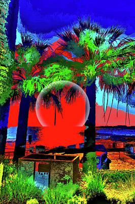 Red Sun. Busy Season. Original