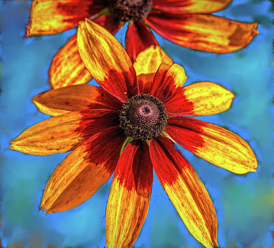 Photograph - Red Yellow #i1 by Leif Sohlman