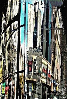 Studio Grafika Science - Reflected City 2 by Sarah Loft