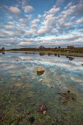 Photograph - Reflected Clouds  by Daniele Fanni