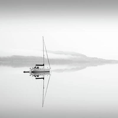Photograph - Reflection Of Ship by Billy Currie Photography