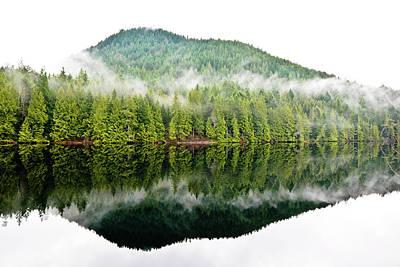 Photograph - Reflections by Kaishin Chu