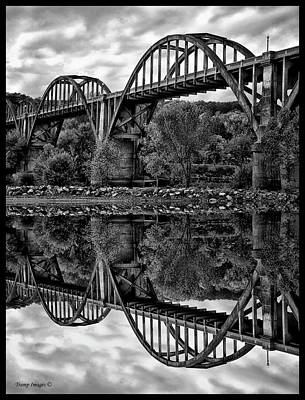 Photograph - Reflections Of The Past by Wesley Nesbitt