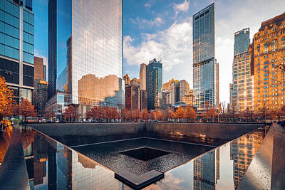 Photograph - Reflections On History by ProPeak Photography