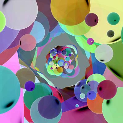 Digital Art - Reinholing by Andrew Kotlinski
