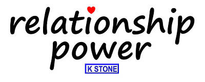 Digital Art - Relationship Power by K STONE UK Music Producer