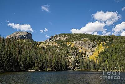 Photograph - Relaxing Afternoon At  Bear Lake by Jon Burch Photography