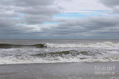 Photograph - Relaxing Beach Day by Carol Groenen