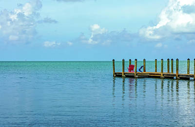 Photograph - Relaxing In The Keys by Dawn Richards