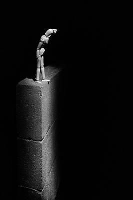 Photograph - Resolve by Mark Fuller