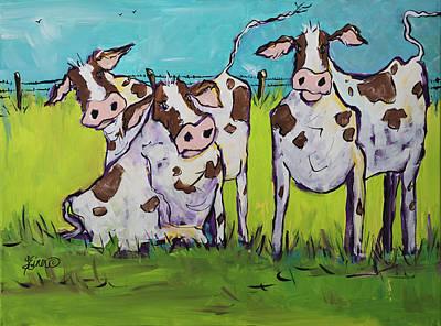 Painting - Rest Stop by Terri Einer