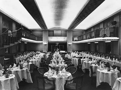 Photograph - Restaurant by Sasha