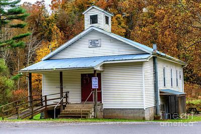 Photograph - Revival by Thomas R Fletcher