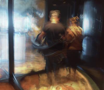 Photograph - Revolve Together by Alex Lapidus