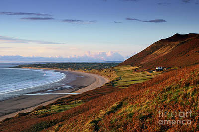 Photograph - Rhossili by Minolta D
