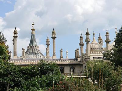 Photograph - Brighton Royal Pavilion 2 by Richard Reeve