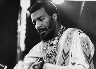 Photograph - Richie Havens by Ian Tyas