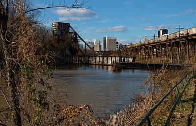 Photograph - Richmond Skyline 22 Color by Joseph C Hinson Photography