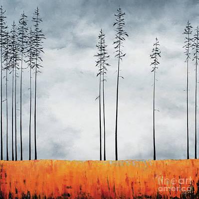 Painting - Ridgeline by Carolyn Doe
