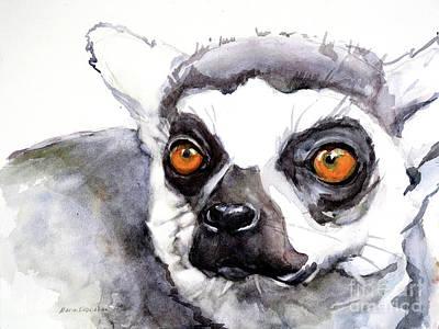 Ring-tailed Lemur Original