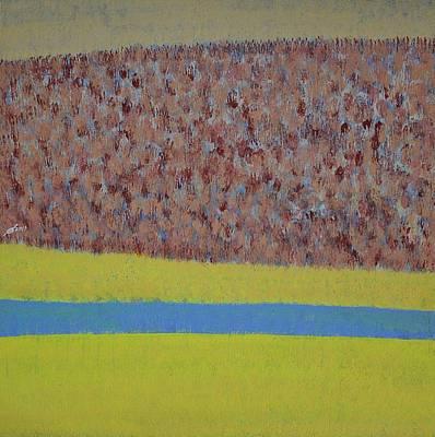 Painting - Rio Pueblo Original Painting by Sol Luckman