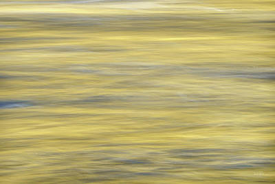 Photograph - River Expression by Leland D Howard
