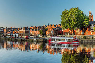 Photograph - River Ouse, York by David Ross