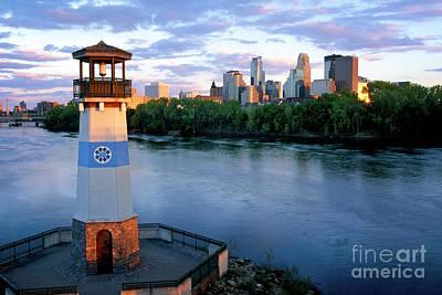 Photograph - River Town by Scott Kemper