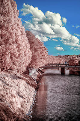 Photograph - River Walk by Dan Urban