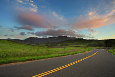 Photograph - Road To Boney by John Rodrigues