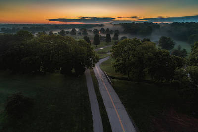 Photograph - Road To Fog by Nick Smith