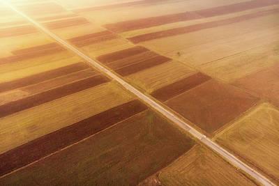 Photograph - Road To Sun by Okan YILMAZ