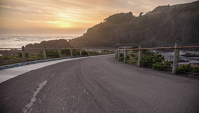 Photograph - Road To The Cove by Kristopher Schoenleber