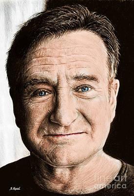Robin Williams Colour Ver 2 Original