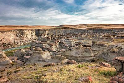 Photograph - Rock City Overlook by Todd Klassy
