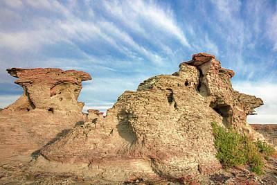 Photograph - Rock City's Rocks by Todd Klassy