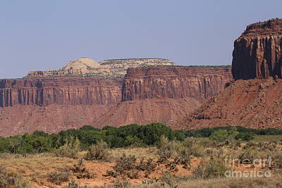 Wall Art - Photograph - Rock Formation by Don Small Jr